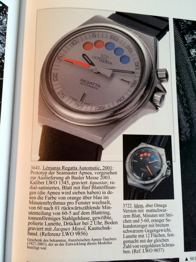 Omega_Regatta_book